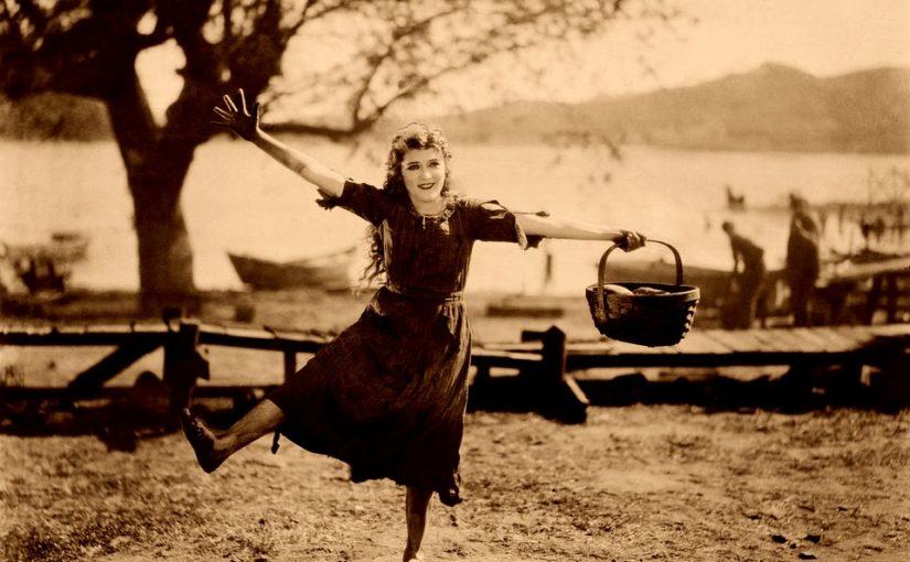 Danse libre dans le cinéma