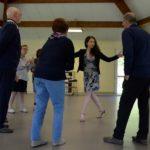 Tango-Thérapie à France Parkinson 35