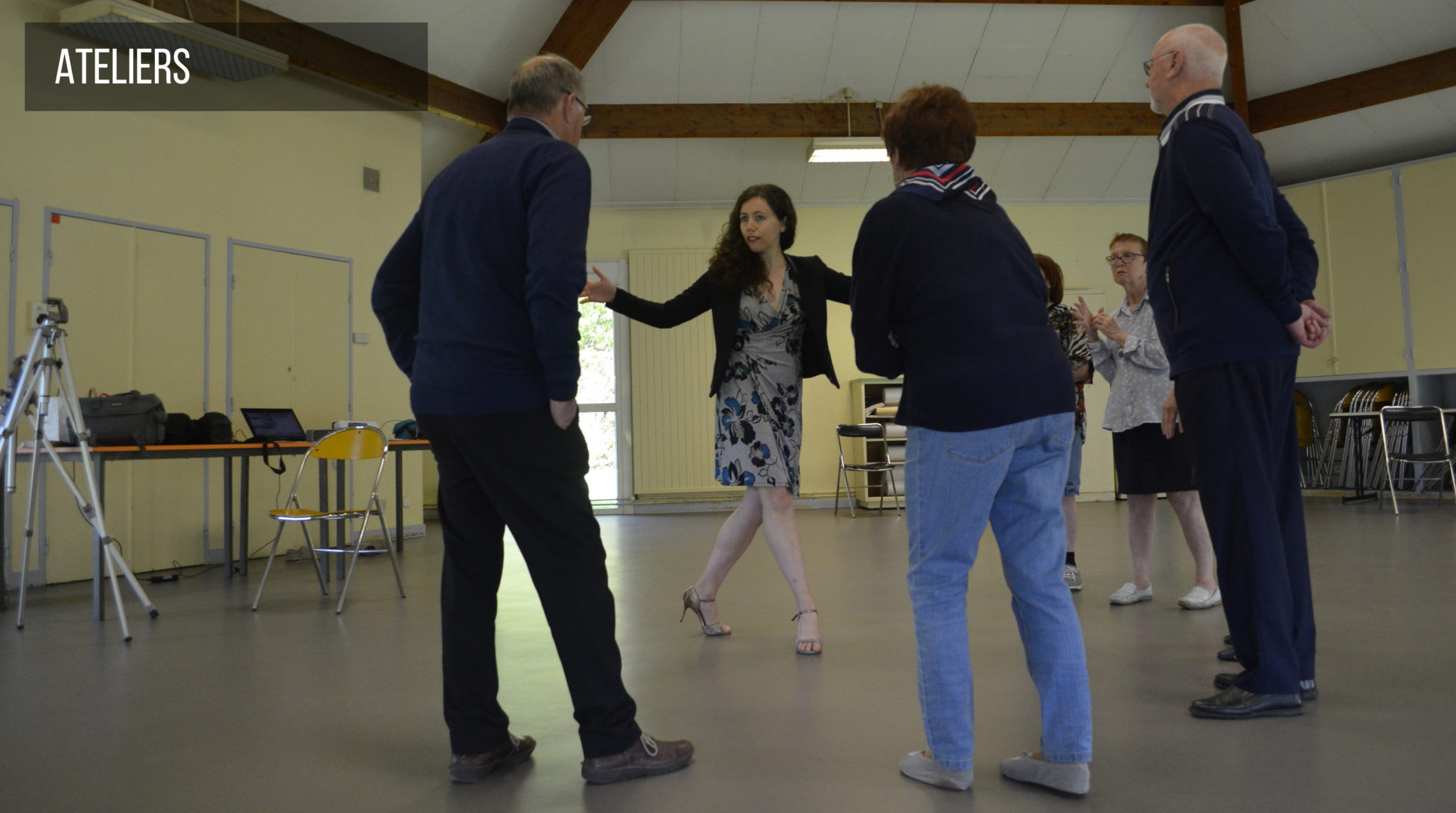 Tango Parkinson Workshop
