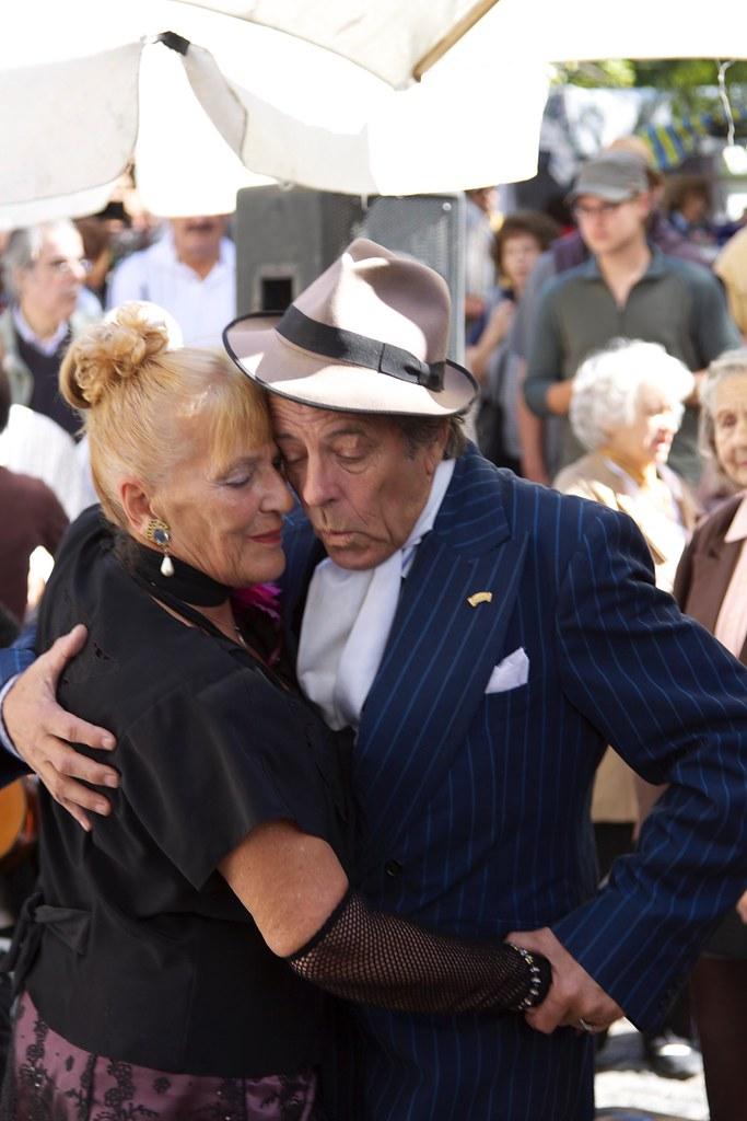 Tango - Couple - Dancing